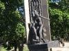 Evita Peron Statue